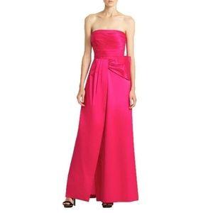 BCBGMAXAZRIA Strapless Elegant Formal Dress